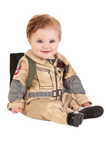 Ghostbusters Jumpsuit Costume for Infants