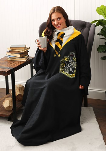 Hufflepuff Harry Potter Comfy Throw