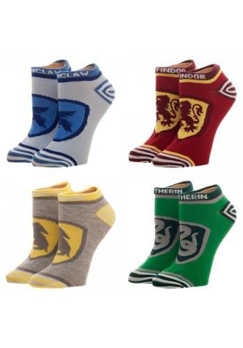 Juniors Harry Potter Crests 4PK Ankle Socks