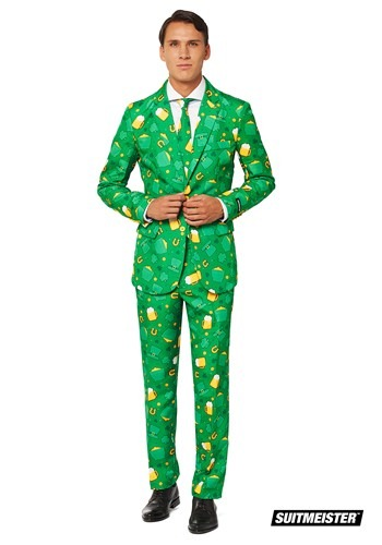 SuitMeister St. Patrick's Day Men's Suit