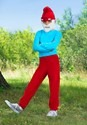 The Smurfs Child Papa Smurf Costume Alt 3
