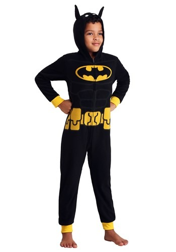 DC Batman Union Suit Costume for Kids
