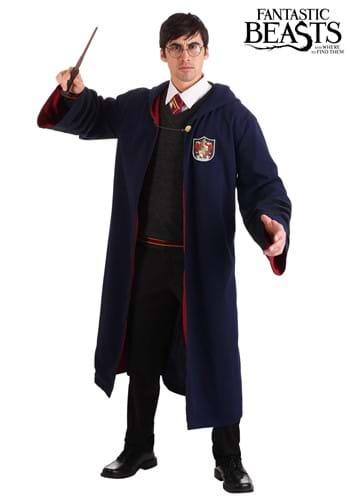 Vintage Harry Potter Hogwarts Gryffindor Robe