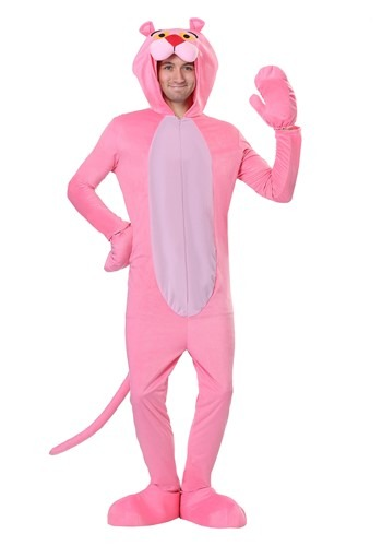 Click Here to buy The Pink Panther Costume for Plus Size Adults from HalloweenCostumes, CDN Funds & Shipping