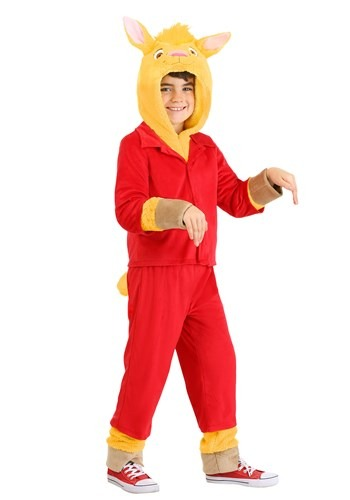 Click Here to buy Llama Llama Red Pajama Kids Costume from HalloweenCostumes, CDN Funds & Shipping