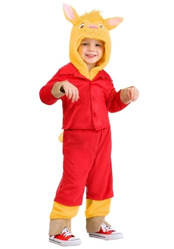 Toddler Llama Llama Red Pajama Costume