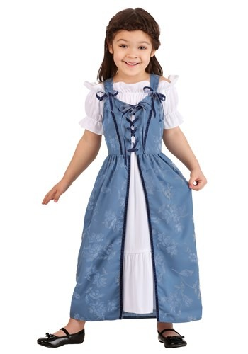 Click Here to buy Renaissance Villager Toddler Costume from HalloweenCostumes, CDN Funds & Shipping