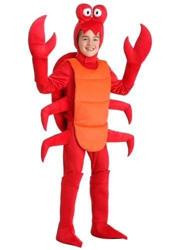 Crab Costume for Kids