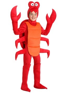 Kid's Crab Costume