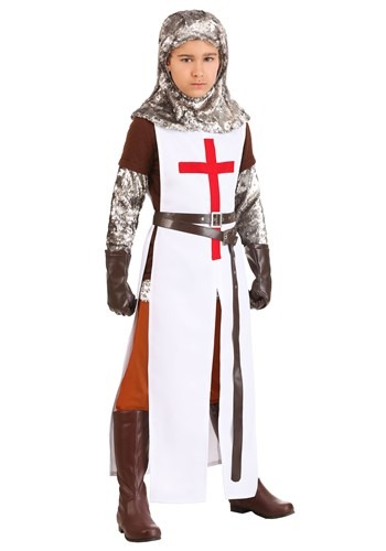 Click Here to buy Crusader Boys Costume from HalloweenCostumes, CDN Funds & Shipping