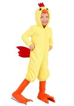 Toddler Cluckin' Chicken Costume