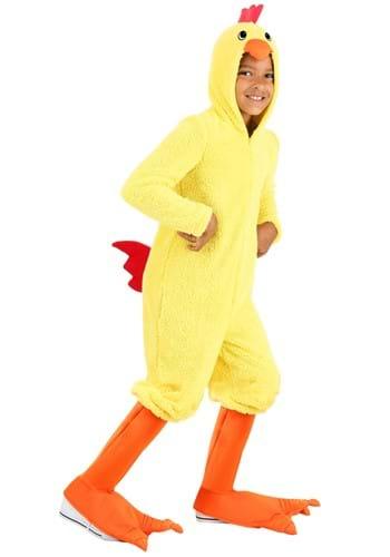 Cluckin Chicken Costume for Kids