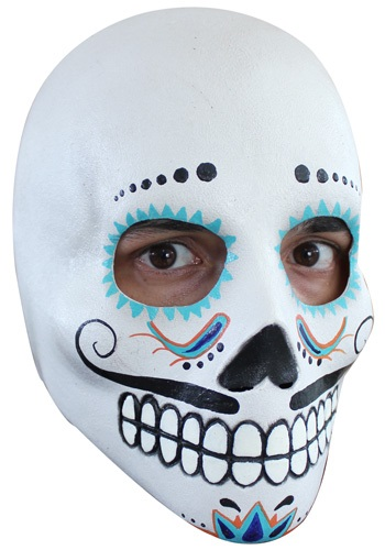 Click Here to buy Day of the Dead Catrina Mask from HalloweenCostumes, CDN Funds & Shipping