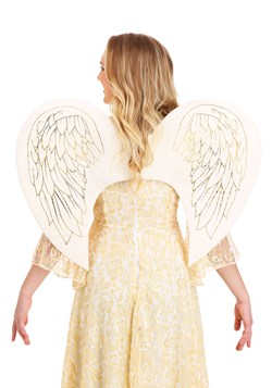 Adult Angel Wings Gold Print