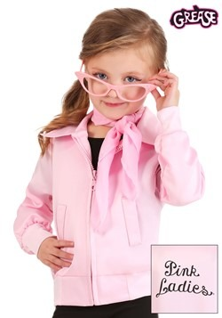 Grease Pink Ladies Costume Jacket