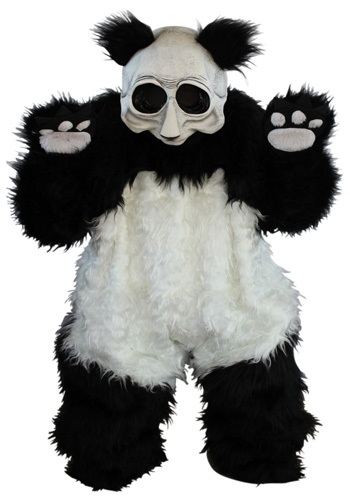 Click Here to buy Zombie Panda Costume from HalloweenCostumes, CDN Funds & Shipping