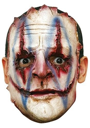 Click Here to buy Serial Killer Clown Mask from HalloweenCostumes, CDN Funds & Shipping