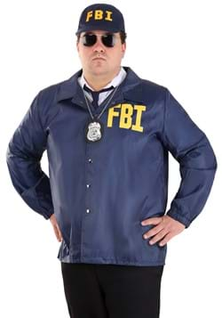 Adults FBI Costume Set