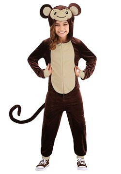Kid's Silly Monkey Costume