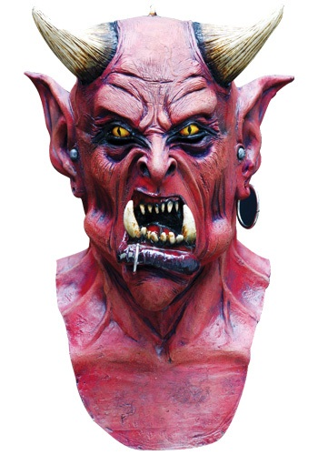 Click Here to buy Uzzath Devil Mask from HalloweenCostumes, CDN Funds & Shipping