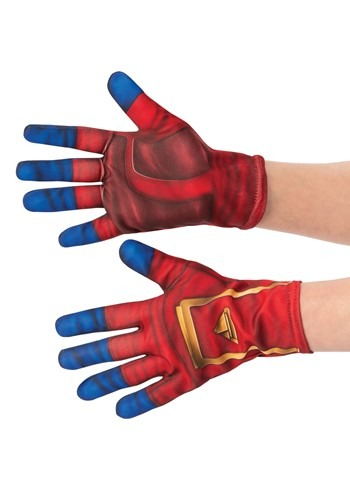 Adults Captain Marvel Gloves