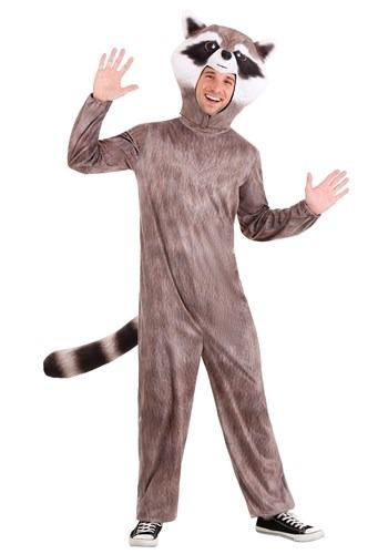 Realistic Raccoon Adult Size Costume