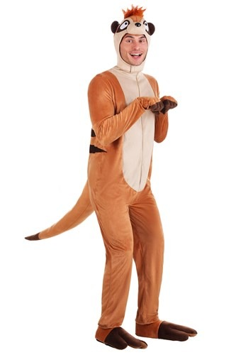 Click Here to buy Adult Meerkat Costume from HalloweenCostumes, CDN Funds & Shipping