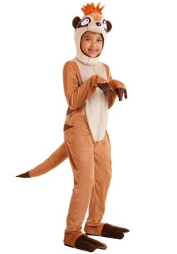 Kid's Meerkat Costume