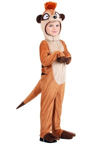 Click Here to buy Meerkat Toddler Costume from HalloweenCostumes, CDN Funds & Shipping