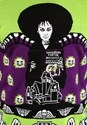 Adult Beetlejuice Lydia Deetz Ugly Halloween Sweater alt10