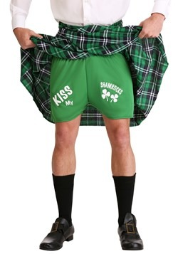Naughty Kilt and Shorts