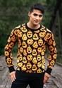Pumpkin Frenzy Unisex Halloween Sweater alt1