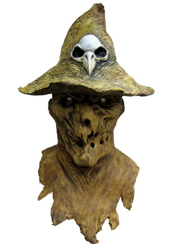 Click Here to buy Evil Scarecrow Mask Costume from HalloweenCostumes, CDN Funds