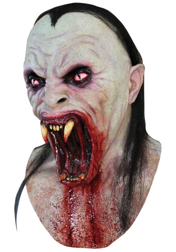 Click Here to buy Viper Vampire Mask from HalloweenCostumes, CDN Funds & Shipping