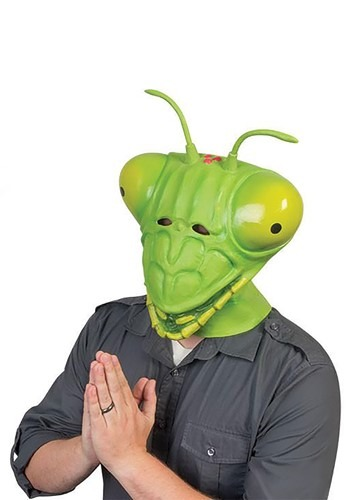 Praying Mantis Adults Mask
