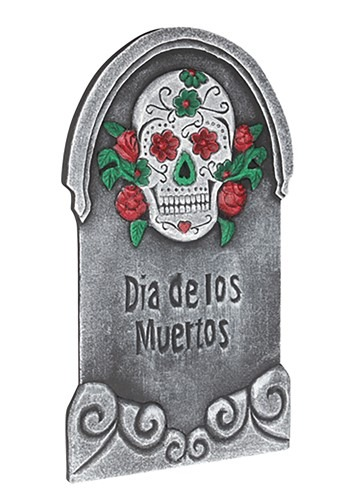 Day of the Dead Tombstone