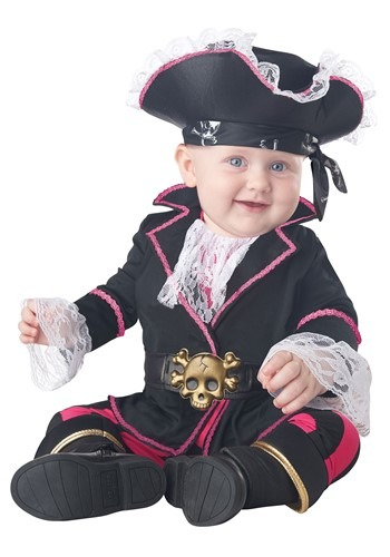 Click Here to buy Captain Cuddlebug Costume for Baby from HalloweenCostumes, CDN Funds & Shipping