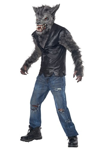 Child Full Moon Fury Costume