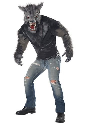 Click Here to buy Full Moon Fury Mens Costume from HalloweenCostumes, CDN Funds & Shipping