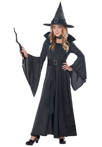 Moonlight Shimmer Witch Costume for Girls