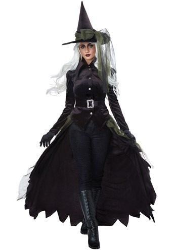 Click Here to buy Cool Witch Womens Costume | Adult Sorceress Costume from HalloweenCostumes, CDN Funds & Shipping