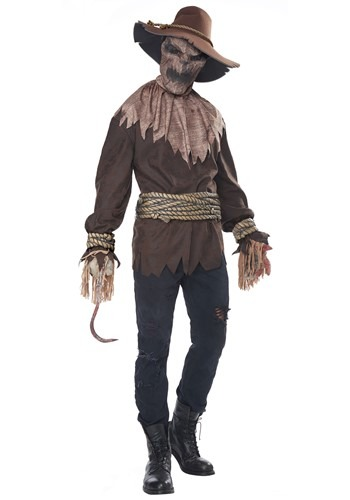 Click Here to buy Killer in the Cornfield Mens Costume from HalloweenCostumes, CDN Funds & Shipping