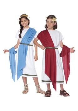 Kids Grecian Toga Costume
