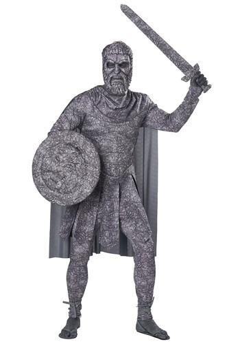 Click Here to buy Turned to Stone Mens Costume from HalloweenCostumes, CDN Funds & Shipping