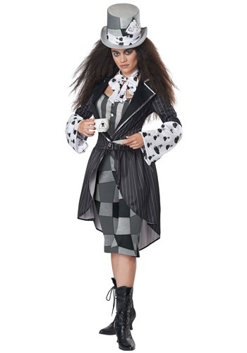 Very Mad Hatter Womens Costume