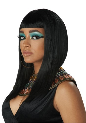 Click Here to buy Egyptian Angular Cut Wig from HalloweenCostumes, CDN Funds & Shipping