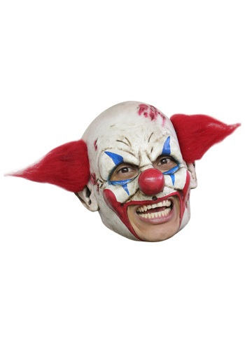 Click Here to buy Deluxe Evil Clown Mask from HalloweenCostumes, CDN Funds & Shipping