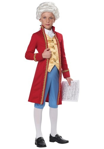 Click Here to buy Classical Composer Kids Costume from HalloweenCostumes, CDN Funds & Shipping