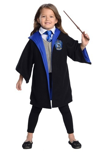 Click Here to buy Harry Potter Toddler Ravenclaw Costume from HalloweenCostumes, CDN Funds & Shipping
