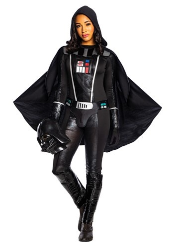 Click Here to buy Womens Star Wars Darth Vader Costume from HalloweenCostumes, CDN Funds & Shipping